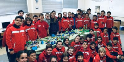 Soñemos un mundo sostenible con la fábrica de Lego
